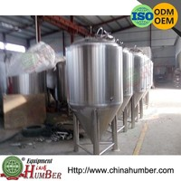Display Picture Of Equipment For Different Customer Beer Factory Equipment 1000L Beer Brewery