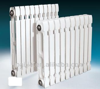 new cast iron radiator in pioneer for russian market