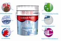 Chemical for rubber latex paint set/interior wall material paint