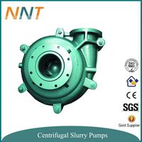 Belt Driven High Flow Rate Centrifugal Slurry Water Pump