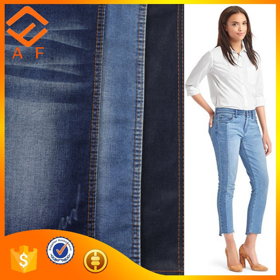 Specification of denim wholesale fabric price list for jeans