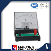 Education analog DC Voltmeter