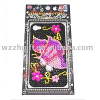 2011 newest cell phone sticker skin for decal