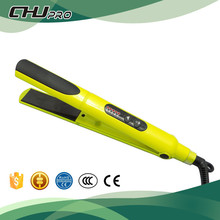 flat iron titanium hair straightener