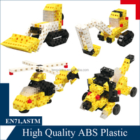 children plastic building blocks toys