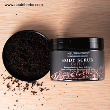 Coffee Body Scrub For Women Weight Loss Firming Whitening Sugar Scrub Blackhead Detox Care