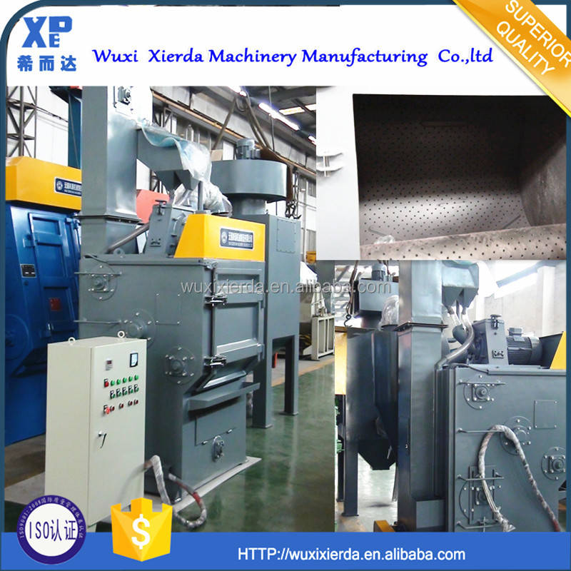QPL100 Shot Blasting Machine, Surface Cleaning Equipment
