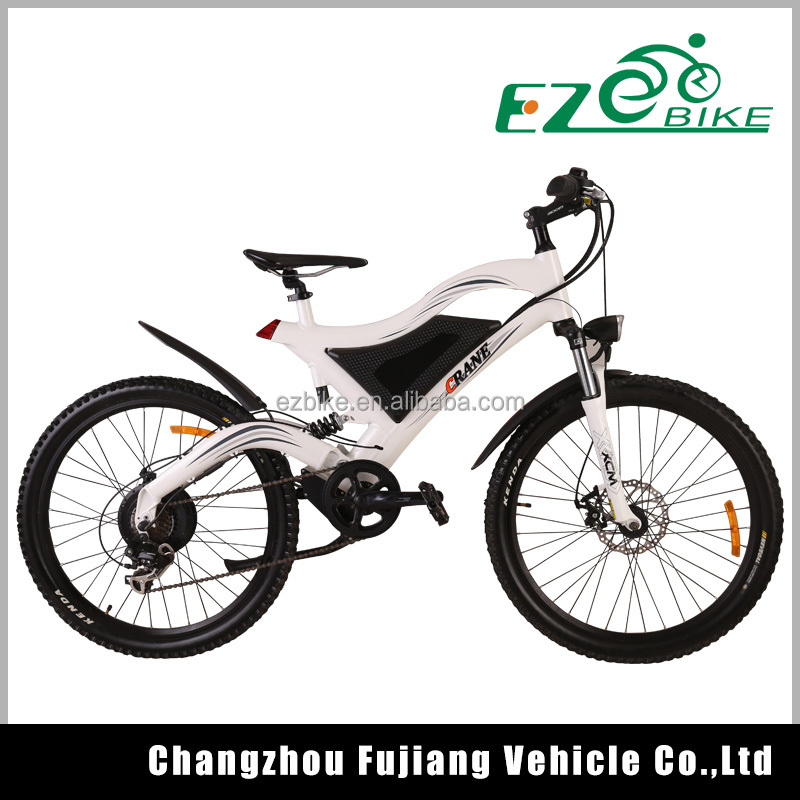 Good safety drill powered electric bike