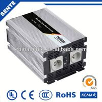 Top quality dc to ac 1500w ferrite inverter transformers with MPPT controller