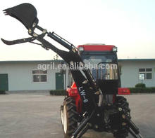 new design hydraulic operating good quality tractor use back hoe digger excavator with swing 180 degree