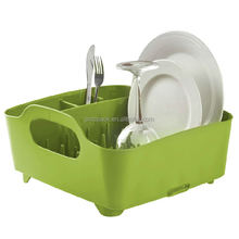 kitchen practical plastic durable multifunctional dish rack