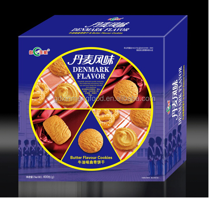 Party Pastry Denmark Flavor Cookies (butter fla)
