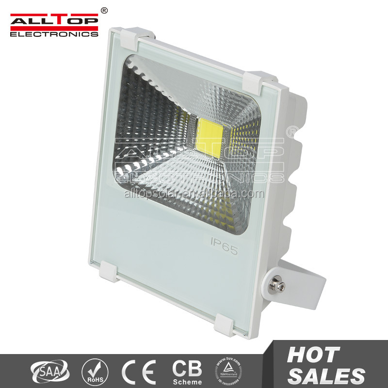 30 watt high quality color changing outdoor ip65 solar led flood light