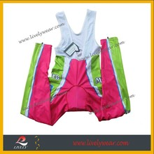 Lively-- British Cycling Bibs Tight knicks pro team Cut for bicycling events held in UK cycling bib tight