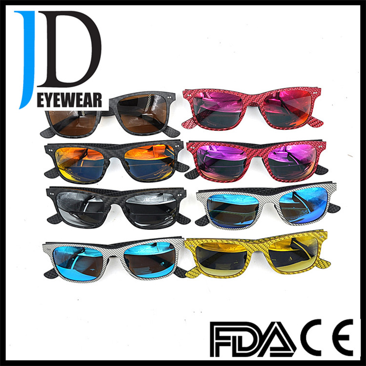 Hot Sell Made in china Wholesale Sunglasses, Fashion Style Carbon Fiber Sunglasses