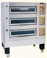 2017 New Product Commercial Kitchen Mechanical Equipment Baking oven China Supplier