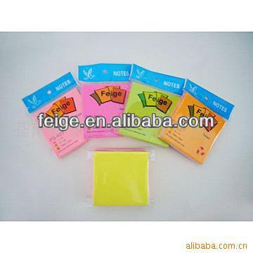 Promotional Colorful Memo Pads, Sticky Notes