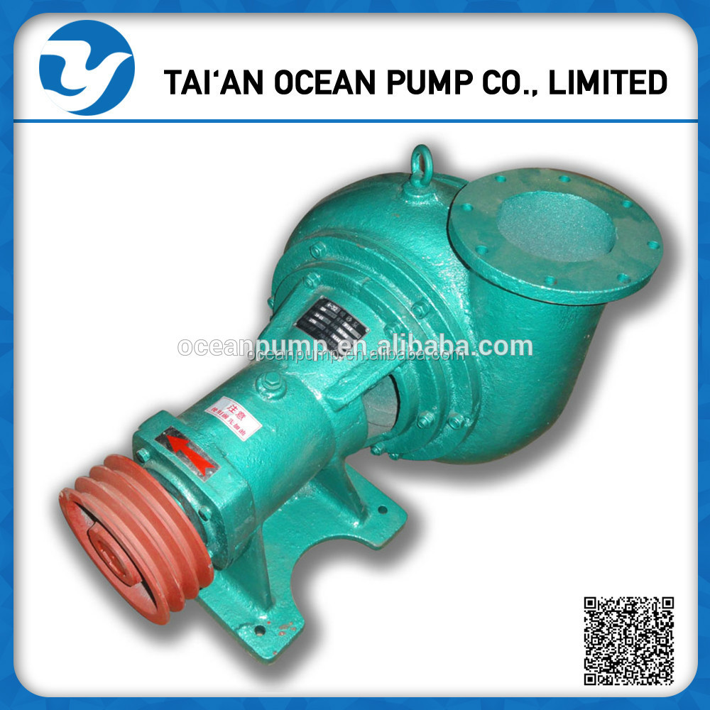 Mini sand suction pump in pond and lake