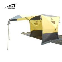 Wholesale 2.2M Winter Ice Fishing Tent High Quality Ice Fishing Tent