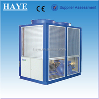 Air cooled Electroplating Machinery High Efficient Water Cooled Chiller