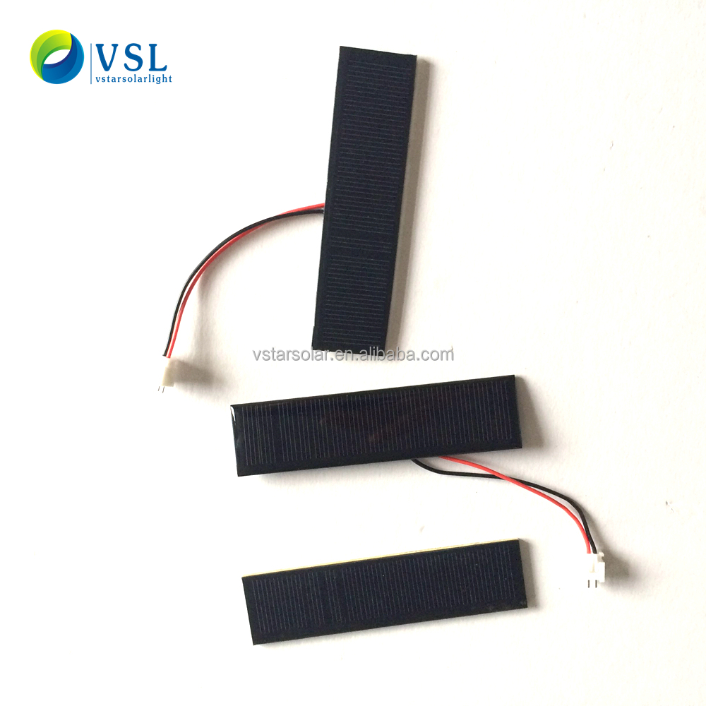 Customized solar solutions small size mini epoxy solar panels/ solar cells with connectors