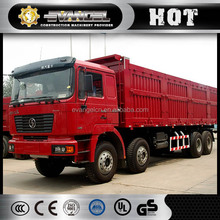 SHACMAN 12-wheel Mining 50 ton Dump truck for sale