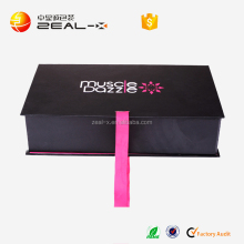 HOT SALE ! High End Sexy Paper Bra Box Packing, Folding Design Underwear Box, Custom Box For Lingerie