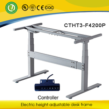 Counter force height adjustable mechanisms & electric height adjustable computer desk frame& button control electric table