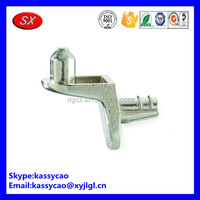 Custom aluminium shelf bracket pins China Guandong made