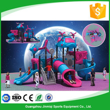 JMQ-GO14A Customized design cheap plastic outdoor playgrounds for kids