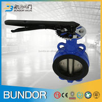 6 Inch Screw Type Butterfly Valve For Cement