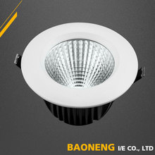 Dimmable SAA Certification Aluminum Alloy 10W LED Downlight Fitting