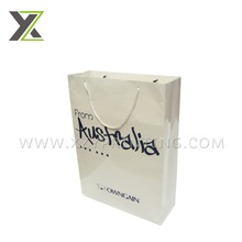 Full color printing large size art paper bag