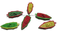 cheap fun hot sell small pp promotion mini plastic toy ships with EN71