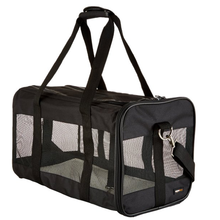 Wholesale Folding Portable Breathable Travel Pet Carrier Box Soft Sided Dog Bag Pet Carrier