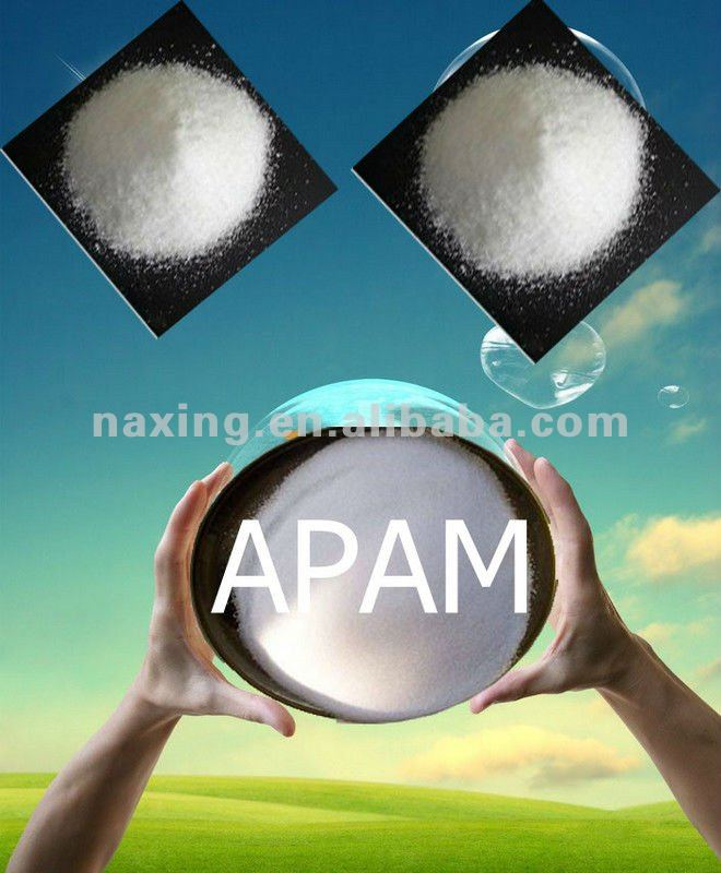 Excellent quality of coal washing chemical polyacrylamide anionic Apam