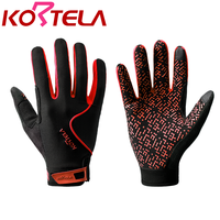 KORTELA design novel anti slip and anti slip resistant super sport riding outdoor gloves