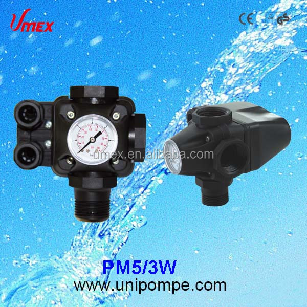 2017 hot sale pressure switch automatic pump control for water pump