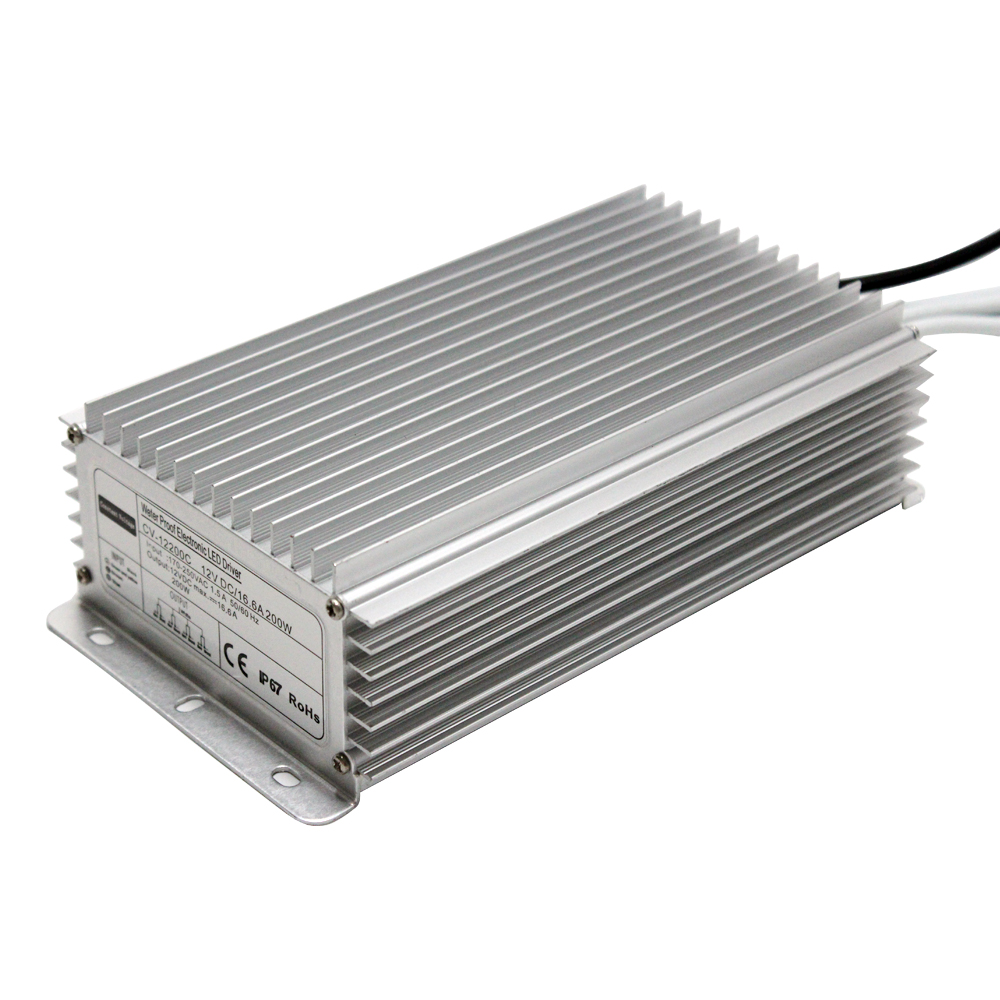 12V/24V 150W power supply LED driver constant voltage