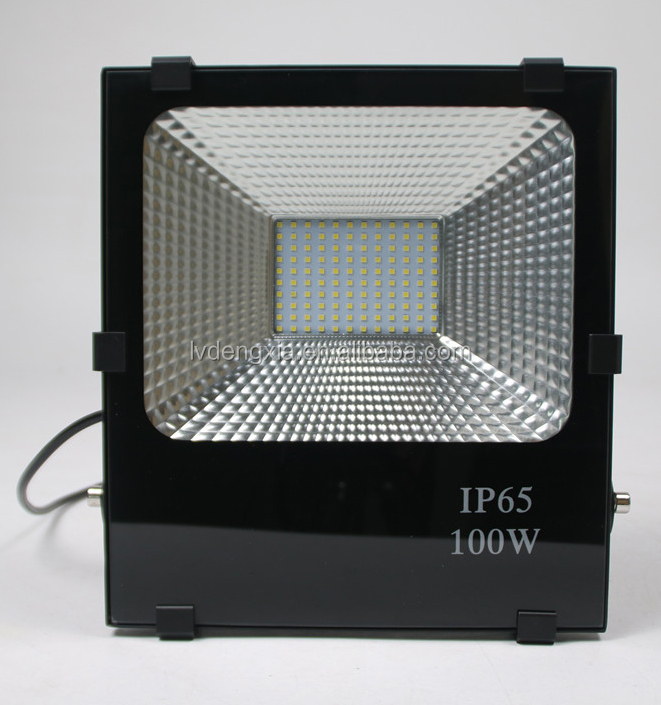 High lumen outdoor use waterproof IP65 smd 100w 100watt <strong>flood</strong> led light