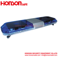 Hot sale emergency vehicle lights warning lightbar blue/red led light bar HS3320