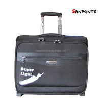 Business style trolley laptop bag /cabin bag/boarding air laptop bag