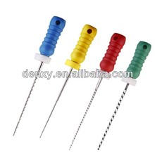 Dental products NiTi / Stainless Steel Dental Root Canal /Dental Endo File