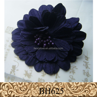 Fancylove Jewelry new design fabric corsage Korea big flower brooch