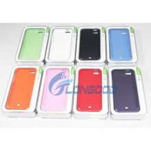 2200mAh Power Bank External Backup Battery Charger Case for iphone 5