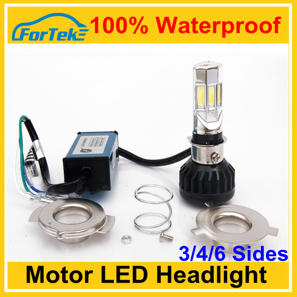 High quality bulb led motor parts accessories motorcycle dc 12v bulb led projector lens 100%waterproof