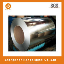 Hot Dipped Galvanized Steel Coil Z100/Zinc Coated Steel Coil/HDG/GI
