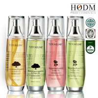 Essential Oil Hair Growing & Shining Serum OTTO KEUNIS Pure Organic Natural Argan Oil In Hair Treatment