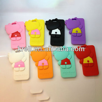 custom Silicone cover for mobile phone