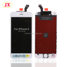 100% original LCD screen for iphone 6 mobilephone assembling
